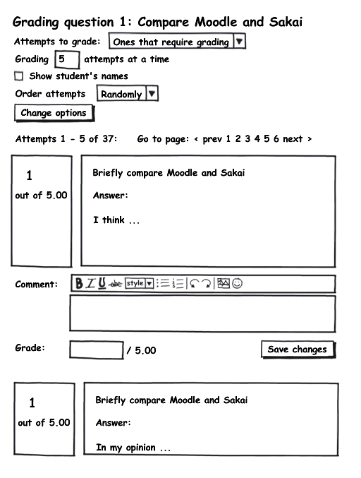 grading essay questions moodle Home forums discussions grading essay questions moodle – 306478 this topic contains 0 replies, has 1 voice, and was last updated by pemeweavedport 2.