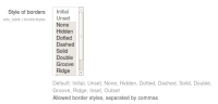 Style of borders admin setting.png
