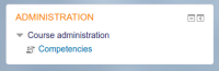 administration block when accessing course as guest.png