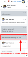 7. Student view- before private message deletion.png